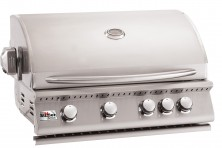Sizzler 32″ Stainless Steel Built-in Gas Grill