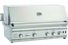 TRL 38″ Stainless Steel Built-in Gas Grill
