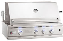TRLD 32″ Stainless Steel Built-in Gas Grill