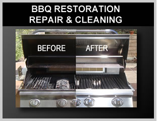 BBQ RESTORATION, CLEANING & REPAIR