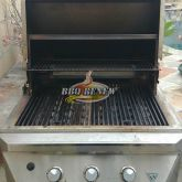 BEFORE BBQ Renew Cleaning & Repair in Huntington Beach 5-22-2018